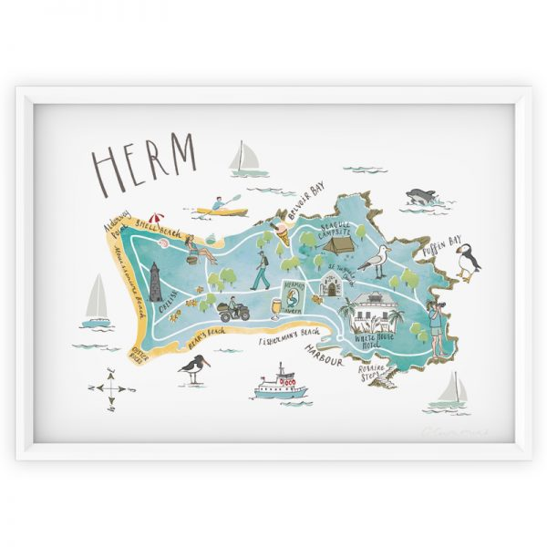 HERM MAP