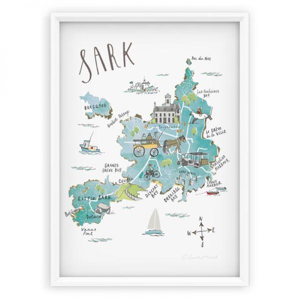 SARK MAP