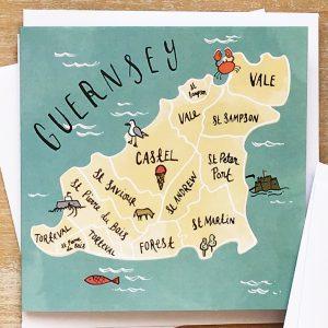 Guernsey card