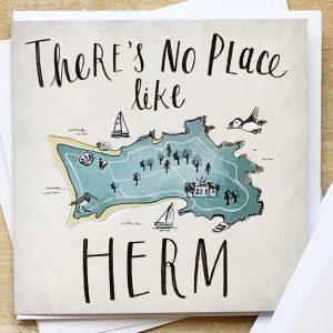 NO PLACE LIKE HERM