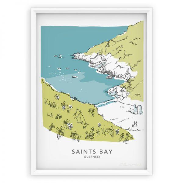 Saints Bay Guernsey